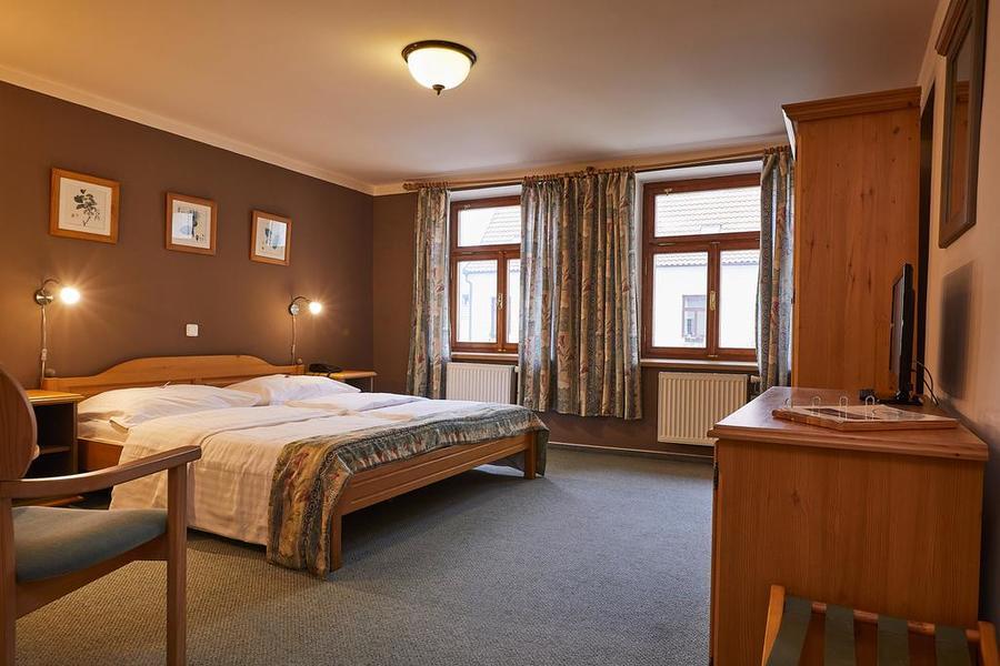 pobyt pro 2 osoby na 2 noci v Hotelu Panská v historické Bechyni